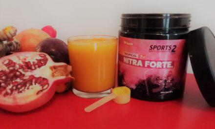 Rode biet, kurkuma en granaatappel bundelen hun wonderbare krachten in Nitra Forte
