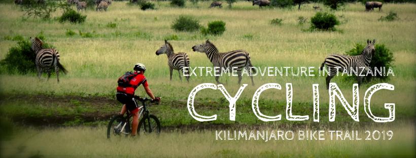 Ik ga mountainbiken in Tanzania en ik neem mee …