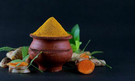 Medicinale geschiedenis van kurkuma